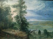 After Jan Brueghel The Elder (Flight into Egypt)