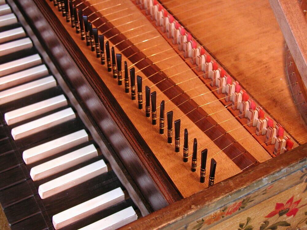 Robertson Harpsichords - Harpsichords - Antique Italian ...